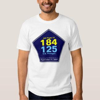 The Pentagon (2 Sides) T-shirt