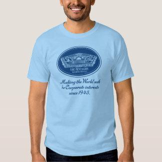 The Pentagon Tee Shirt