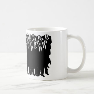 the people of anonymous coffee mug