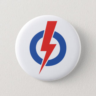 The People's Action Party 2 Inch Round Button