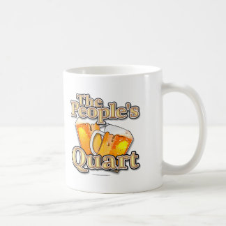The Peoples Quart Coffee Mug