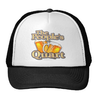The Peoples Quart Trucker Hat