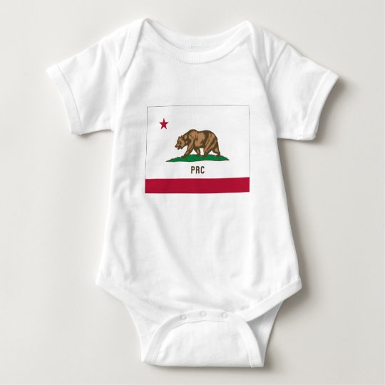 The People's Republic of California Baby Bodysuit