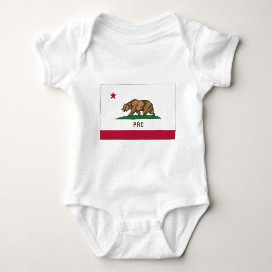 The People's Republic of California Baby Bodysuit