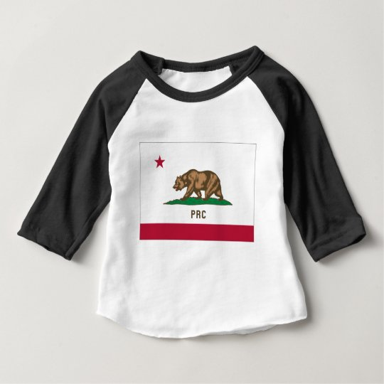 The People's Republic of California Baby T-Shirt