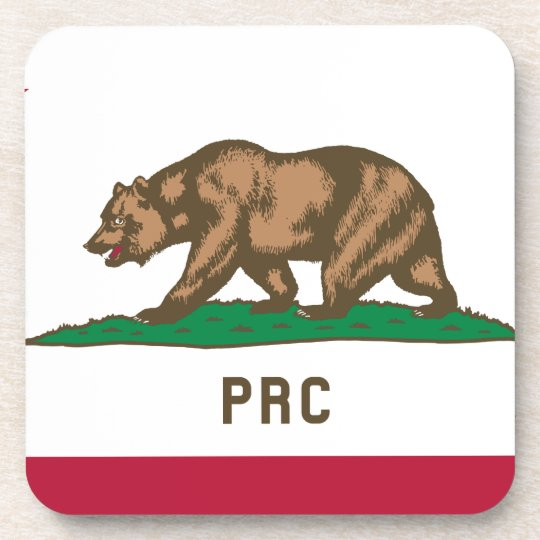The People's Republic of California Coasters