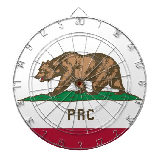 The People's Republic of California Dartboards