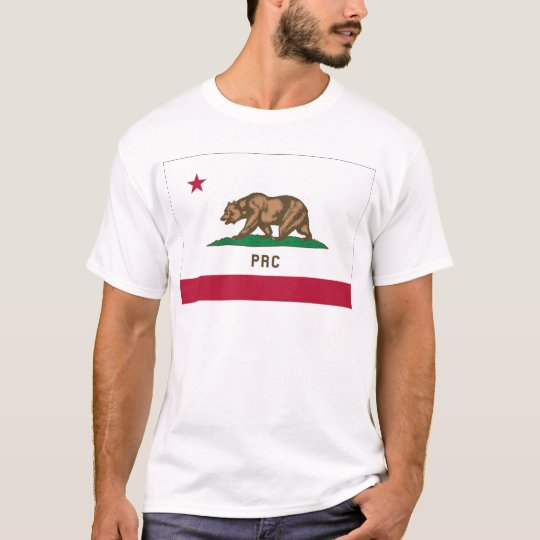 The People's Republic of California T-Shirt