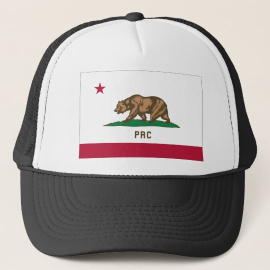 The People's Republic of California Trucker Hat