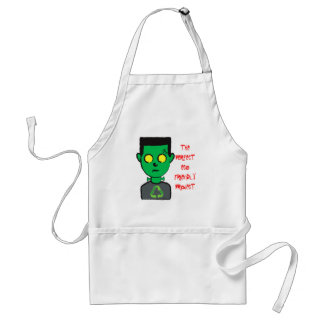 The perfect eco-friendly project adult apron