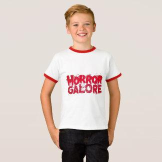 The perfect Horror T-shirt for kids