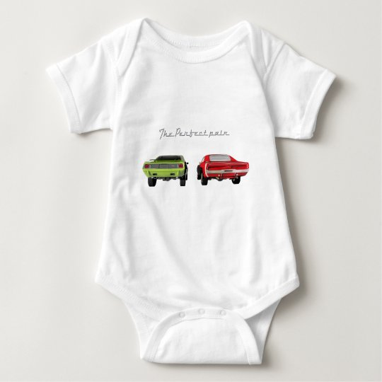 The Perfect Pair Baby Bodysuit