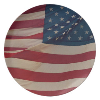 The Perfect Patriotic Plate