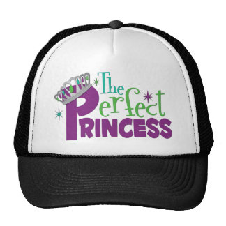 the Perfect Princess Hat