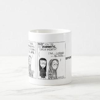 The Period Drama mug