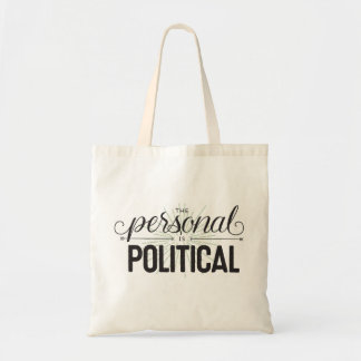 The Personal is Political - Tote Bag