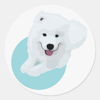 The Pet - Dog Classic Round Sticker
