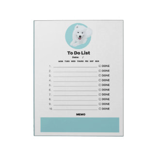 The Pet - Dog Notepad