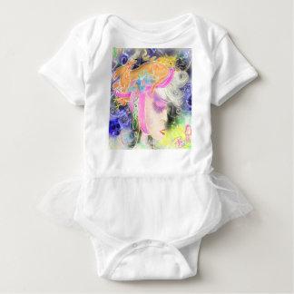 The pet lady baby bodysuit
