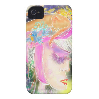 The pet lady Case-Mate iPhone 4 case
