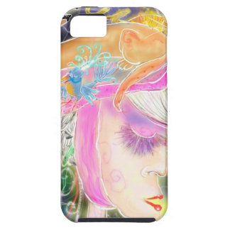 The pet lady iPhone 5 covers