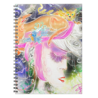 The pet lady notebooks