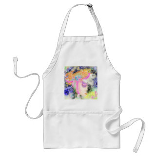 The pet lady standard apron