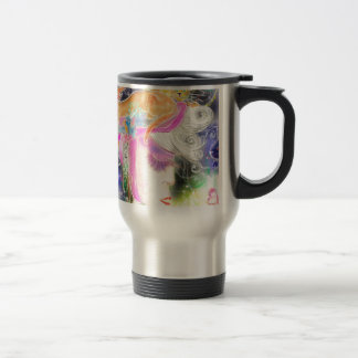 The pet lady travel mug