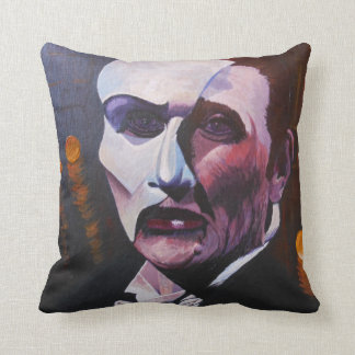 The Phantom of the Operah Pillow