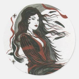 The Phantom Queen Stickers
