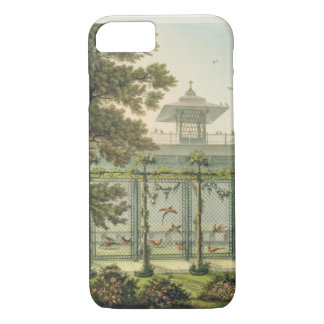 The Pheasantry, engraved by Joseph Constantine Sta iPhone 7 Case
