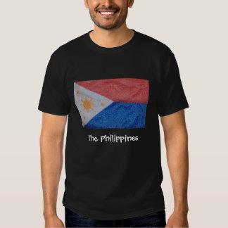 The Philippine Flag Tee Shirt