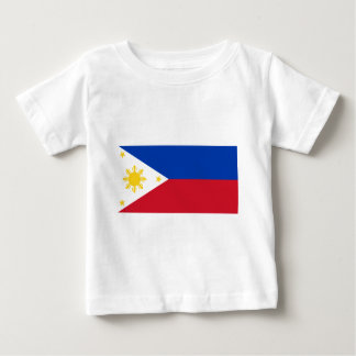 The Philippines Flag Baby T-Shirt
