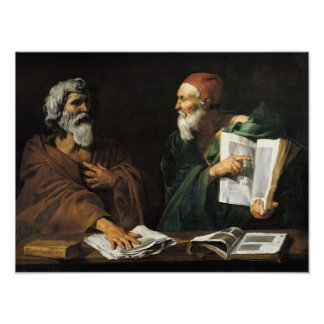 The Philosophers Poster