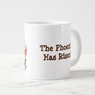 The Phoenix Has Risen! Jumbo Mug
