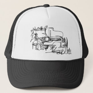 The Pianist - Piano Theme Trucker Hat
