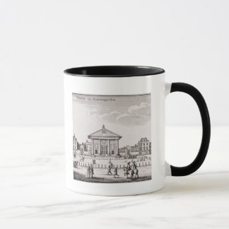The Piazza in Covent Garden, 1647 (engraving) Mug
