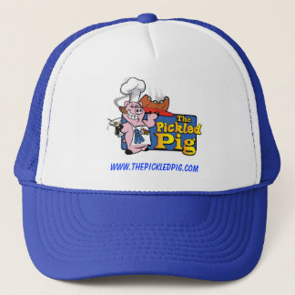 The Pickled Pig Truckers Hat