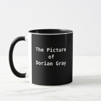 The Picture of Dorian Gray MUG (Classic Edition)