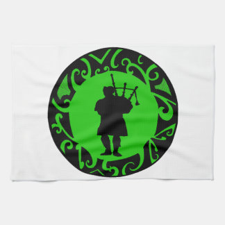 The Pied Piper Hand Towel