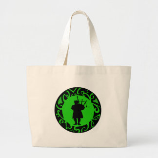 The Pied Piper Large Tote Bag