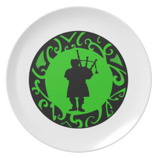 The Pied Piper Plate