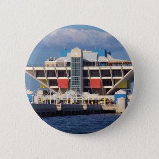 The Pier 2 Inch Round Button