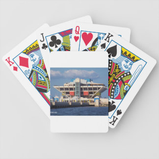 The Pier Bicycle Playing Cards