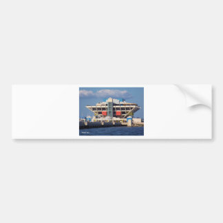 The Pier Bumper Sticker