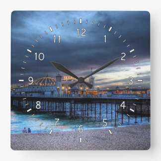 The Pier Clock