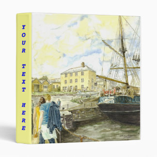 'The Pier House' Binder