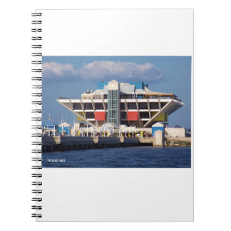 The Pier Notebook