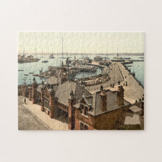 The Pier, Southampton, Hampshire, England Jigsaw Puzzle