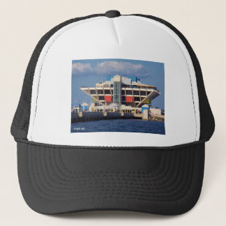 The Pier Trucker Hat